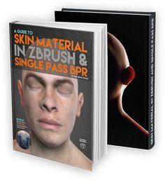 ZBrush skin material & single pass render FREE PDF