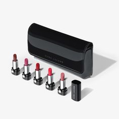 Discover Marc Jacobs Beauty Holiday 2015 The Sofia 5-Piece Petites Le Marc Lipstick Gift Set