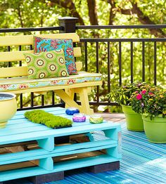 Banish the boredom from your outdoor living spaces with a dozen creative deck railing ideas.