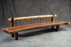 """Résultat de recherche d'images pour """"banc en bambou"""""""