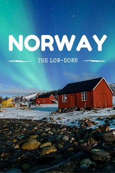 5 DAYS IN NORWAY! #norway #bergen #voss #flammrailyway #glaciers #fjords #northernlightsnorway