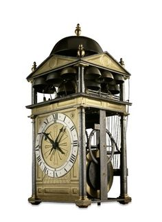 COMPASS Title: Musical chamber clock by Nicholas Vallin