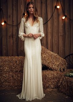 Lara Silver   Jenny Packham   2017 Bridal Collection