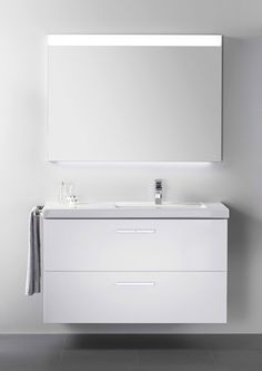 Important with storage under the sink for make up and bathroom products. Bathroom Sinks, Bathroom Ideas, Bathrooms, Storage, Furniture, Barcelona, Home Decor, Products, Washroom