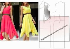 PROCESSING VESTIDO_117 ~ Fashion Templates for Measure