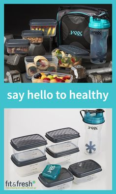 Fit & Fresh has everything you need to stick to your resolutions & get in shape this year!