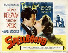 spellbound / a. hitchcock / 1945