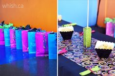 Space is limited at Pop Up Parties, so be strategic about what you bring   Whish.ca Pop Up, Birthday Candles, Parties, Space, Blog, Fiestas, Floor Space, Blogging, Party
