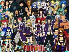 Fairy Taill.Great anime