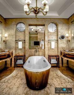 Gorgeous bathroom design - Style Estate -