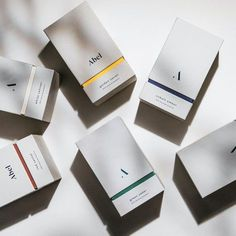 Aesthetics and Design Abel (Abel Geruch) Perfume Packaging, Candle Packaging, Tea Packaging, Food Packaging Design, Print Packaging, Cosmetic Packaging, Beauty Packaging, Branding Design, Packaging Boxes