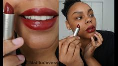 Show & Tell: ILIA BEAUTY Lipstick Color: Lucy's Party