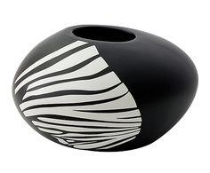 Jarrón de cerámica Albert - Ø35 cm