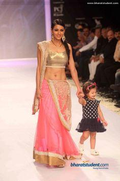 Barkha Bisht looks gorgeous in lehenga #lehenga #choli #indian #hp #shaadi #bridal #fashion #style #desi #designer #blouse #wedding #gorgeous #beautiful