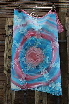 heder / silk carf_hodvábna šatka 65x65cm Tie Dye, Silk, Women, Fashion, Moda, Fashion Styles, Tye Dye, Fashion Illustrations, Silk Sarees