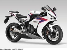 2012 Honda CBR 1000RR. Happens to be exactly what I own already.