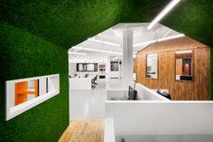 Wnętrze biura kanadyjskiej agencji PR | NaTemat.pl