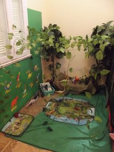 Our theme for the past few weeks has been dinosaurs. The children have engaged in a lot of learning as well as a lot of fun. They have gained an awareness of the wider world around them and compare…