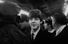 10 Previously Unpublished Photos Of The Beatles