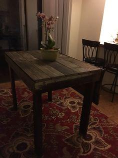 Drop Leaf Table Dining Room
