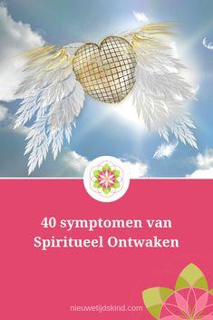 De fysieke lichamen van voornamelijk lichtwerkers gaan in deze turbulente tijden door een groot transformatieproces en geweldige DNA-veranderingen. Hieronder geven we een opsomming van een 40-tal symptomen die zich kunnen voordoen. Vervolgens zullen we een aantal zeer praktische adviezen meegeven waarmee je veel soepeler en gemakkelijker door de bewustzijnsshift heen kan bewegen. #spiritueel ontwaken #ontwaken Healing Words, Spiritual Awakening, Life Is Beautiful, Wicca, Chakra, Good To Know, Goal, Life Is Good, Chakras