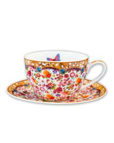 Cappuccino cup & saucer Isabelle 250 ML