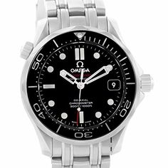 Omega Seamaster automaticselfwind mens Watch 21230362001002 Certified Preowned ** You can get additional details at the image link.