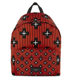 GIVENCHY . #givenchy #bags #leather #nylon #backpacks #