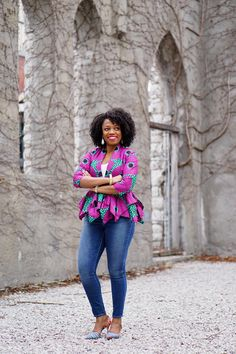 Saying Yes to Bold Prints this Spring