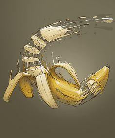 VITAMIN BOMB by Georgi Dimitrov - Erase, via Behance