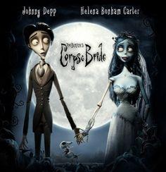 The Corpse Bride #octobermovielist