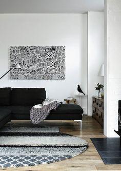 Preciosa casa, con diseño limpio y toque #nórdico