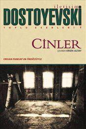Cinler (Orhan Pamuk'un Önsözüyle) - Fyodor Mihayloviç Dostoyevski