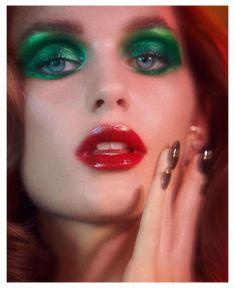 Retro Makeup, Glam Makeup, Makeup Inspo, Makeup Art, Makeup Inspiration, Beauty Makeup, Hair Makeup, 80s Eye Makeup, Rock Makeup