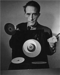 Hans Richter (1888; Berlin, Germany  - 1976; Minusio, Switzerland )