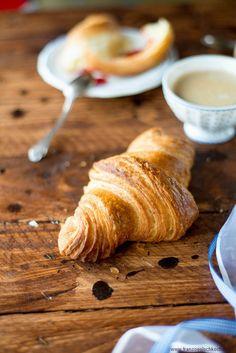 Croissants Grundrezept | Rezept | Französisch kochen