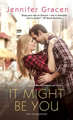 Satisfaction for Insatiable Readers: Barclay Publicity LLC presents... IT MIGHT BE YOU by Jennifer Gracen - EXCERPT + GIVEAWAY!