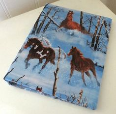 Winter Horse photo album  100 4x6 photos. by PeacefullyPerfect