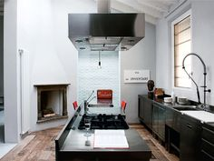 Arquiteto: Studio B+M Fotógrafo: Denise Bonenti Fonte: Elle Decoration Uk Outubro 2012