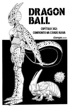 Ler mangá Dragon Ball - Capítulo 362 online