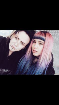Seike and Bea! ❤️❤️❤️