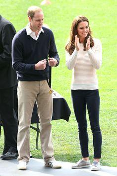 Kate in Jonathan Saunders und JBrand