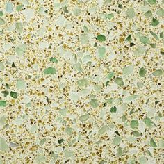 Recycled glass kitchen countertops.  Maybe buttercreame colored walls???  Don't know yet ...