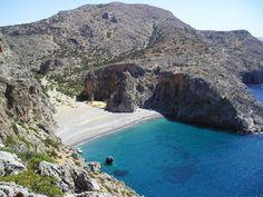 Agiofarago Beach Heraklio, Crete