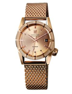 MARCH LA.B montre AM59 Full Gold http://www.vogue.fr/joaillerie/shopping/diaporama/montres-or-rose-ete/19075/image/1007169#!march-la-b-montre-am59-full-gold
