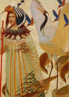 Andrey Remnev Migration, 2009, 120x85, oil on canvas Миграция, 2009, 120x85, холст, масло
