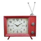 Found it at Wayfair Australia - TV with Antenna Clock