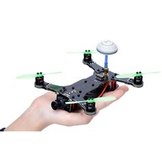 DYS X160 Micro FPV Racer with 5.8G 32CH 200mW Transmitter 1/3 CMOS Wide Lens ARF