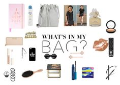 """bag essential"" by new-fashion-gen on Polyvore featuring Proenza Schouler, Casetify, Yves Saint Laurent, H&M, MAC Cosmetics, Marc by Marc Jacobs, Manic Panic, Michael Kors, Henri Bendel and Wet Seal"