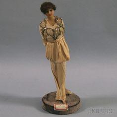 Lafitte-Desirat Wax Fashion Doll